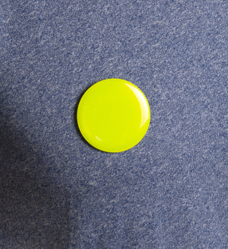 Ansteck-Button 'Light' aus PVC mit... Artikel-Nr. (8961)